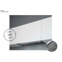Falmec VIRGOLA NO-DROP DESIGN Built-in - vestavný odsavač, 120 cm, nerez, 800 m3/h