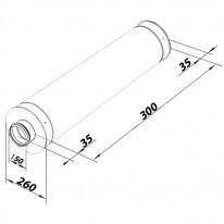 Faber Tlumič hluku 150/300 dooprodej
