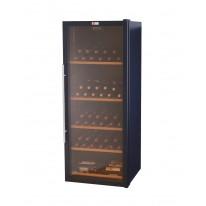 Vinosphère VN120 Jednozónová volně stojící vinotéka, kapacita 120 lahví, černá
