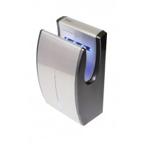 Jet Dryer Vysoušeč rukou COMPACT, Stříbrný