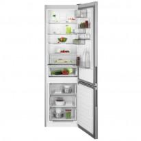AEG Mastery RCB636E4MX volně stojící kombinovaná chladnička, NoFrost, nerez, A++