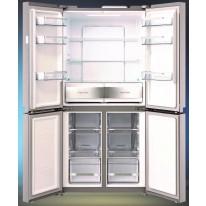 Lord C12 americká lednice, NoFrost, nerez,  A++ , 5 let záruka