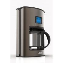 Lord N1 kávovar na filtrovanou kávu / překapávač, barva mokka, 5 let záruka