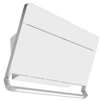 Ciarko Design CDP9002B odsavač šikmý komínový Illumia White, 4 roky záruka po registraci