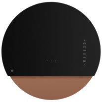 Ciarko Design CDP6001CR odsavač šikmý komínový Eclipse Black Copper