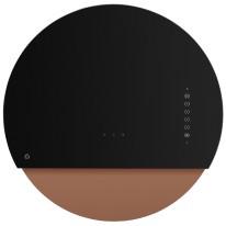 Ciarko Design CDP6001CR odsavač šikmý komínový Eclipse Black Copper, 4 roky záruka po registraci
