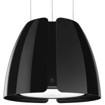 Ciarko Design CDW5001C odsavač ostrůvkový Miss W Black, 4 roky záruka po registraci