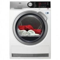 AEG T9DBC68SC sušička prádla FiberPro, A+++