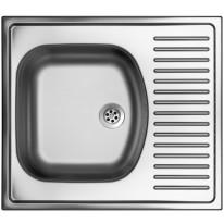 Sinks SHORT 580 M 0,5mm matný