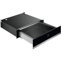 Electrolux KBV4X vestavná vakuovací zásuvka, černá/nerez