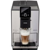 Nivona NICR 825 automatický kávovar, Nerez přední strana s chromovanými doplňky