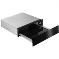 AEG Mastery KDE911424B vestavná ohřevná zásuvka, černá