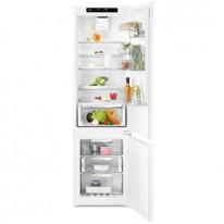 AEG Mastery SCE819E5TS vestavná kombinovaná chladnička, CustomFlex, NoFrost, A++