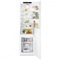 AEG Mastery SCE819E5TS vestavná kombinovaná chladnička, CustomFlex, NoFrost