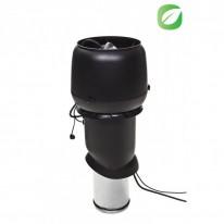 Faber EVJ ECO na střechu černá  - externí ventilační jednotka, černá RAL 9005