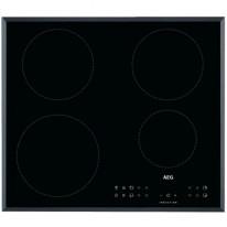 AEG Mastery IKB64301FB indukční varná deska, Hob2Hood, černá, šířka 59 cm