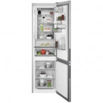 AEG Mastery RCB736E5MX volně stojící kombinovaná chladnička, NoFrost, CustomFlex, nerez, A++