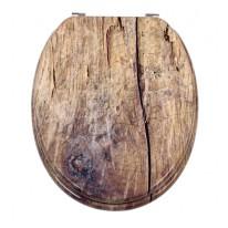 Schütte WC sedátko SOLID WOOD | MDF