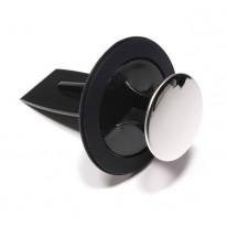 EcoMaster Mr. Scrappy Black/Chrome k drtičům odpadu EcoMaster