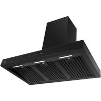 Ciarko Design CDT9001C odsavač komínový t-shape black 90