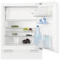 Electrolux LFB3AF82R vestavná chladnička s příručním mrazákem, ploché panty, A+