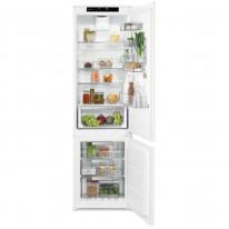 Electrolux LNS8TE19S vestavná kombinovaná chladnička, CustomFlex, NoFrost