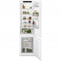 Electrolux LNS8FF19S vestavná kombinovaná chladnička