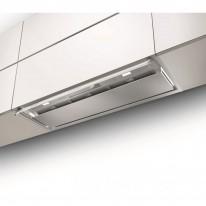 Faber IN-NOVA TOUCH X/WH A120  - vestavný odsavač, nerez / bílé sklo, šířka 120cm