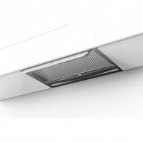 Faber IN-NOVA ZERO DRIP X/WH A60  - vestavný odsavač, nerez / bílé sklo, šířka 60cm