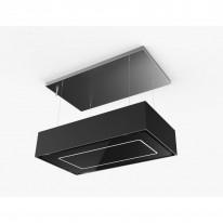Faber SKYLIFT BK F110  - stropní odsavač, černé sklo, šířka 110cm