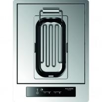 Fulgor Domino fritéza-CPH 401 FR TC X nerez