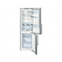 Bosch KGE36AI42 186 cm, chlad. 215l, mraz. 89l,2 chladící okruhy, A+++, nerez - EcoProdukt