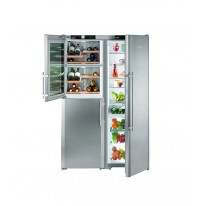 Liebherr SBSes 7165 Premium, IceMaker Plus, BioFreshPlus