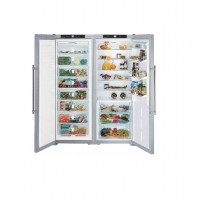 Liebherr SBSes 7253 Premium, chl. 278 l, BioFresh , nerezová, dveře SmartSteel + Akce 5 let záruka zdarma