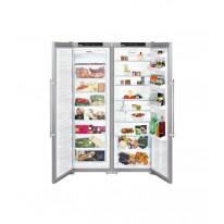 Liebherr SBSesf 7212 Comfort americká lednice, NoFrost, nerez - 5 let záruka