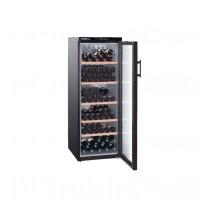 Liebherr WTb 4212 Vinothek, dřev. rošty, prosklené dveře, černá