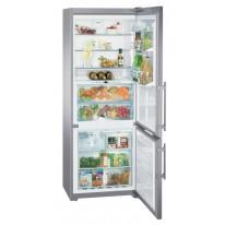 Liebherr CBNPes 5167 PremiumPlus, kombinovaná chladnička, BioFreshPlus, NoFrost, SmartSteel + Akce 5 let záruka zdarma