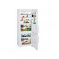 Liebherr CBNP 5156 Premium, kombinovaná lednice, BioFresh, NoFrost, bílá + Akce 5 let záruka zdarma