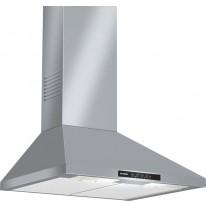 Bosch DWW06W450 nerez komínový odsavač par, 60 cm střecha